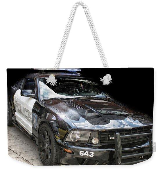 The Fuzz Weekender Tote Bag