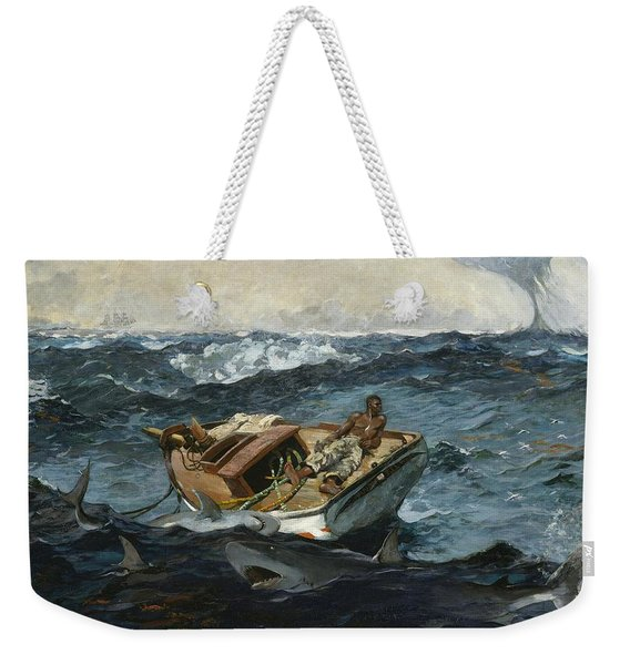 The Gulf Stream Weekender Tote Bag