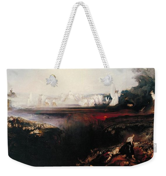 The Last Judgement Weekender Tote Bag