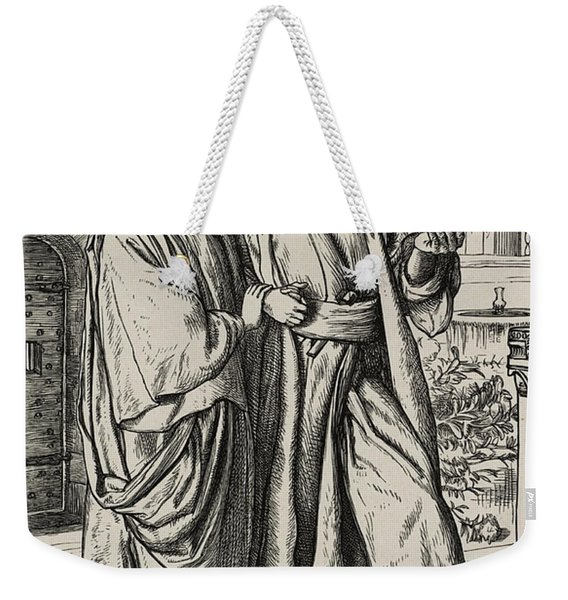 The Lent Jewels Weekender Tote Bag