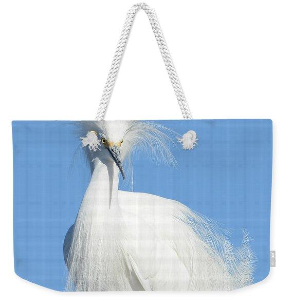 The Look Weekender Tote Bag