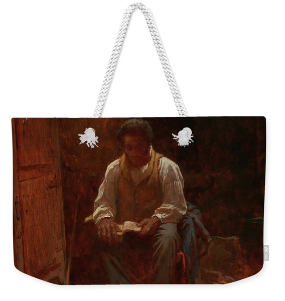 The Lord Is My Shepherd Weekender Tote Bag