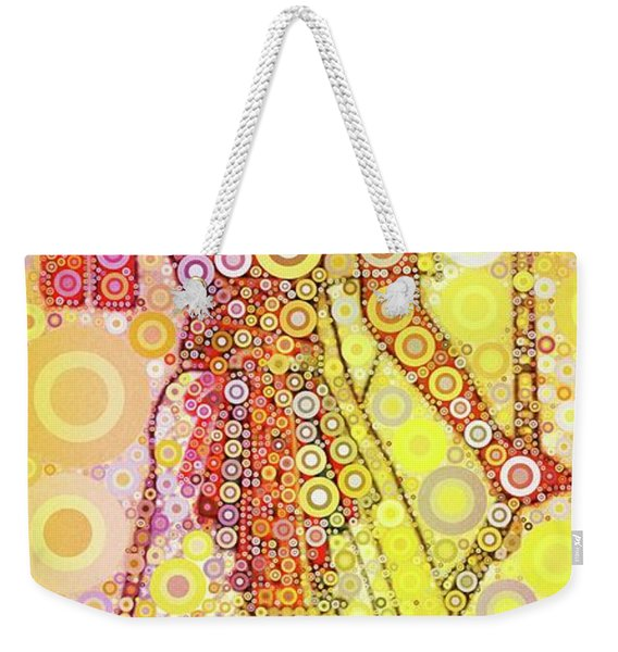 The Magic Of Ancient Egypt By Mb Weekender Tote Bag