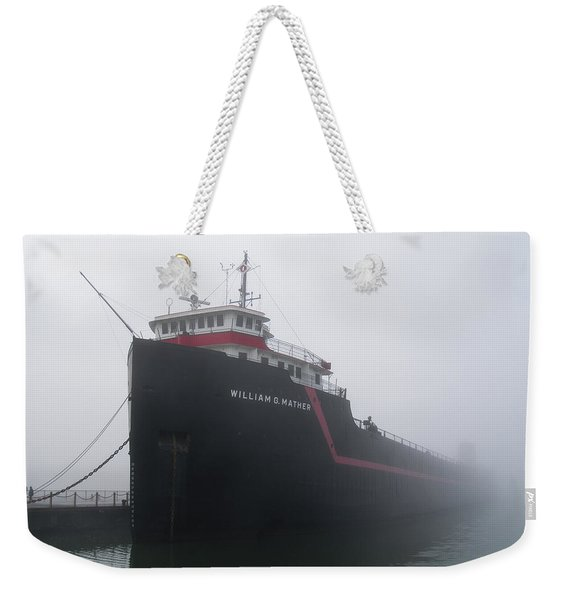 The Mather Weekender Tote Bag