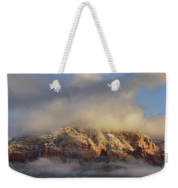 The Morning After Weekender Tote Bag