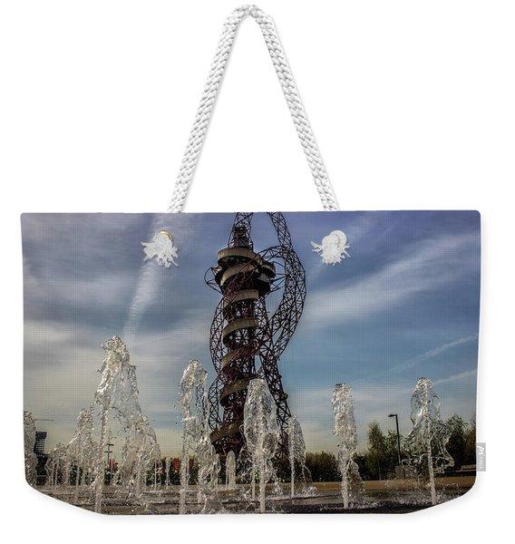 The Orbit London Weekender Tote Bag