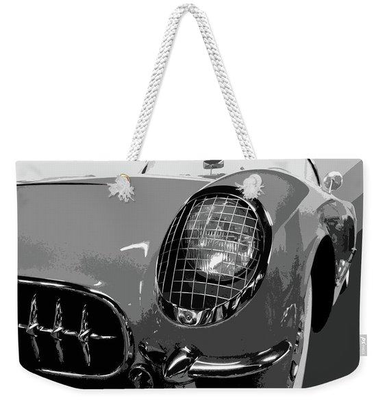 The Original Vette Weekender Tote Bag