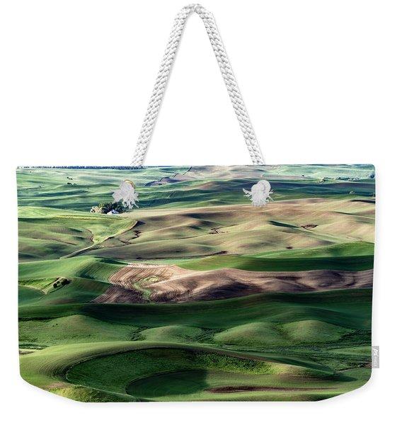 The Palouse Weekender Tote Bag