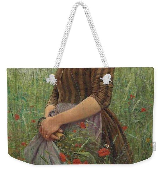 The Peasant Weekender Tote Bag