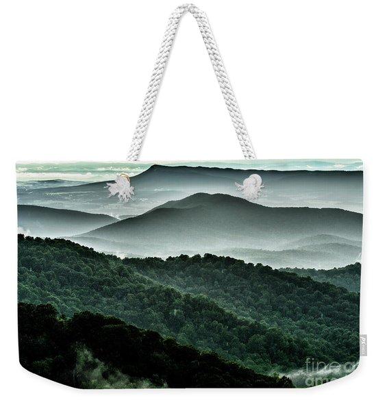 The Point Overlook Weekender Tote Bag