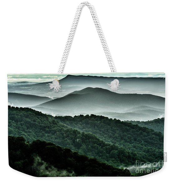The Point Overlook Weekender Tote Bag
