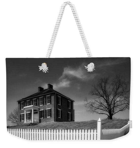 The Pry House - Antietam Weekender Tote Bag
