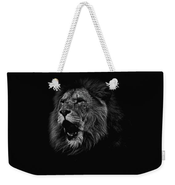 The Roaring Lion Weekender Tote Bag