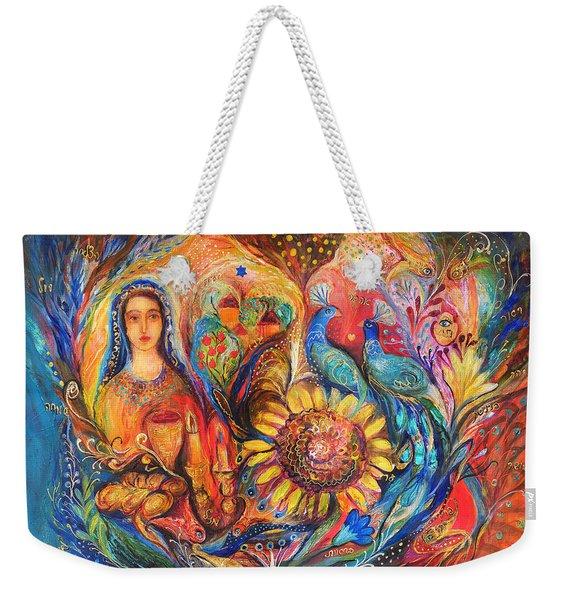 The Shabbat Queen Weekender Tote Bag