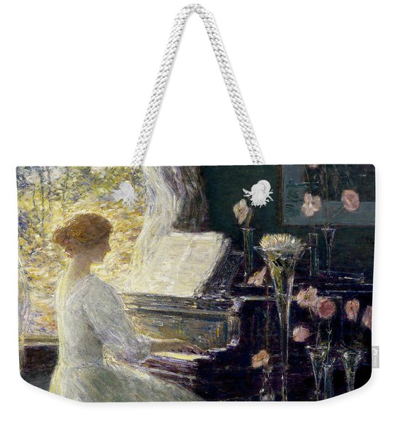 The Sonata Weekender Tote Bag
