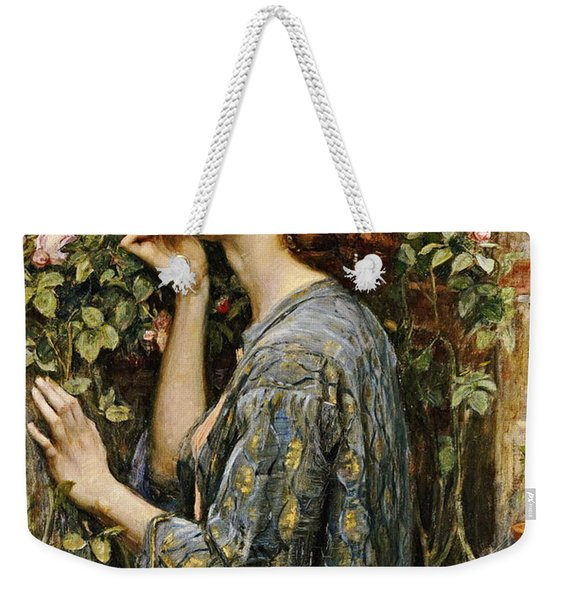 The Soul Of The Rose Weekender Tote Bag