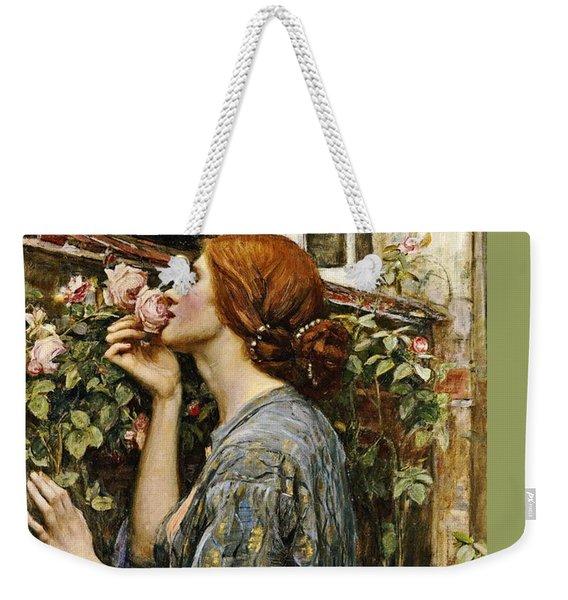 The Soul Of The Rose Weekender Tote Bag