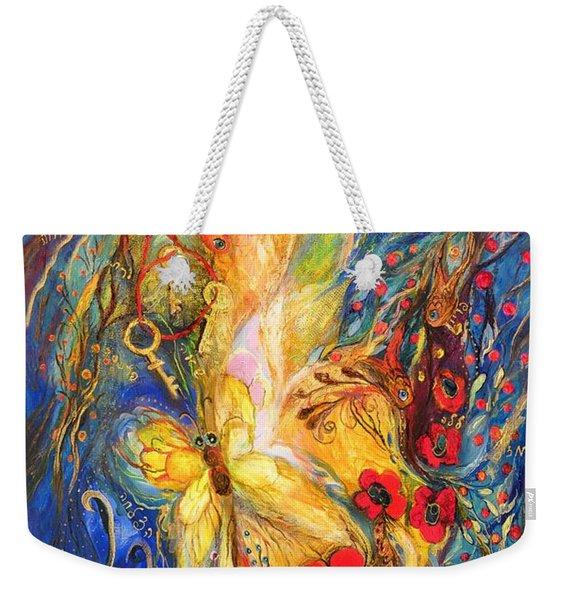 The Three Keys Weekender Tote Bag
