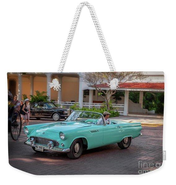 The Thunderbird Weekender Tote Bag