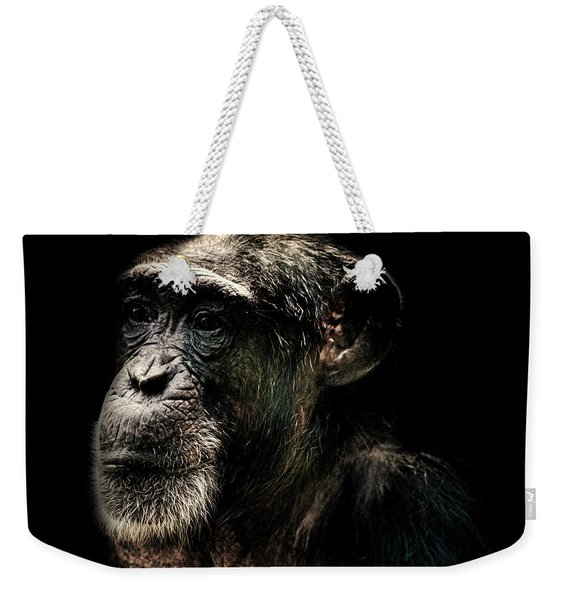 The Wise Weekender Tote Bag