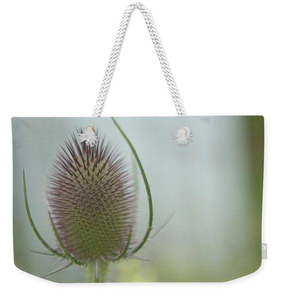 Thistle Weekender Tote Bag