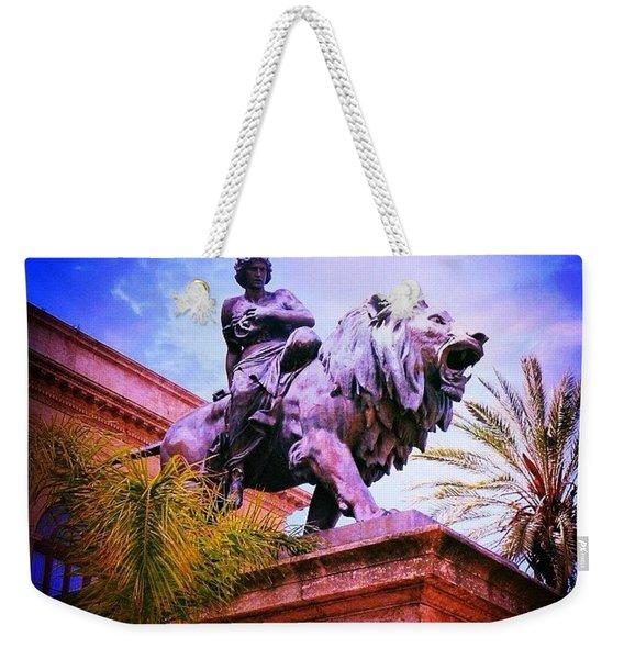 Throwback Thursday - #palermo Opera Weekender Tote Bag