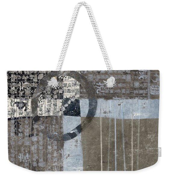 Tidal Crossing  Weekender Tote Bag
