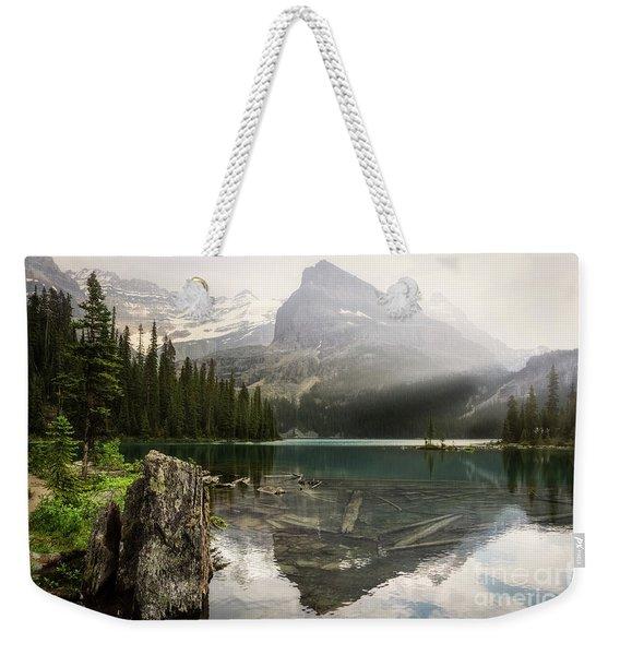 Tranquil Beauty Weekender Tote Bag