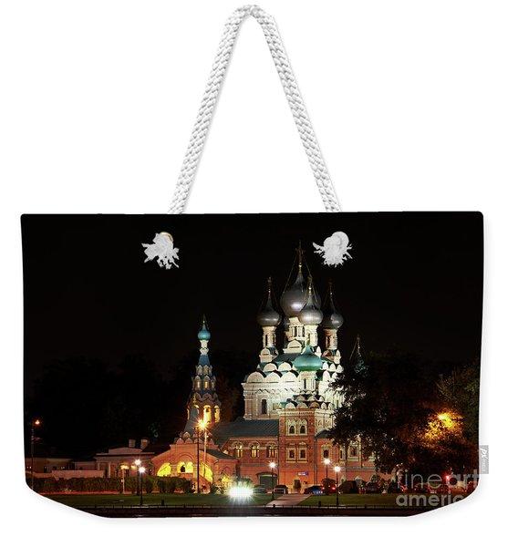 Trinity Church Weekender Tote Bag