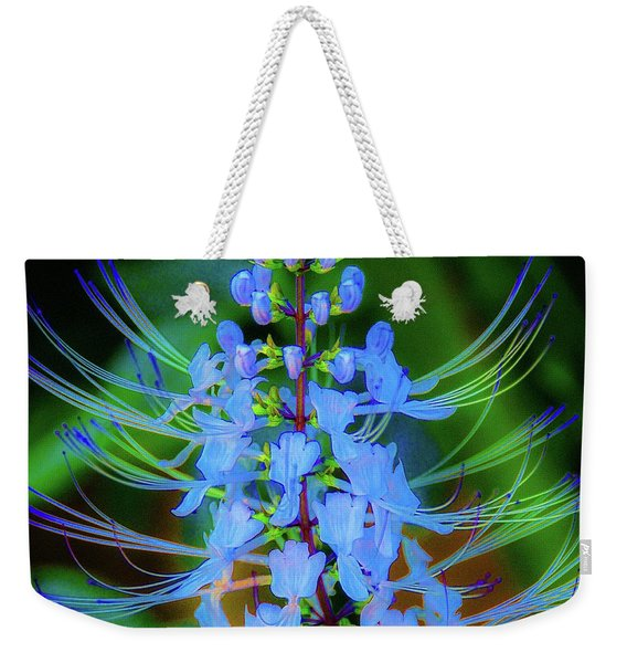 Tropical Plants And Flowers In Hawaii Weekender Tote Bag