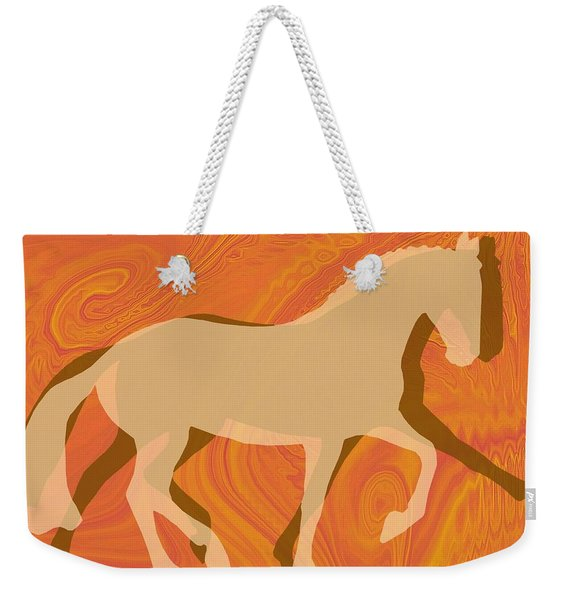 Up The Level Colors Weekender Tote Bag