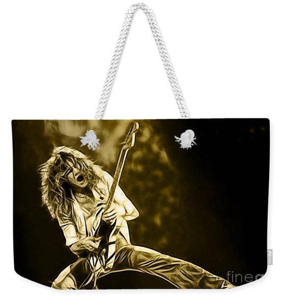 Van Halen Eddie Van Halen Collection Weekender Tote Bag