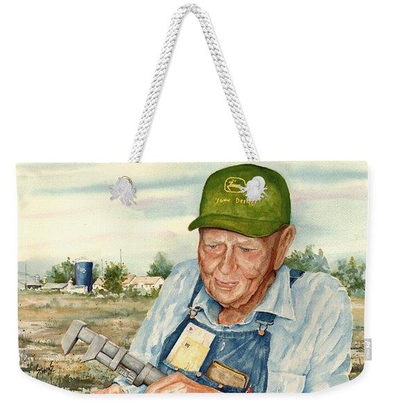 Virgil Weekender Tote Bag