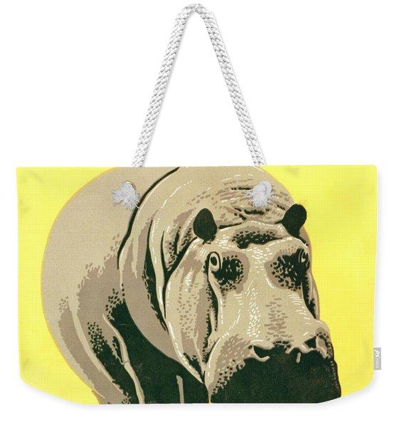Visit The Zoo Weekender Tote Bag
