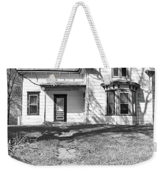 Visiting The Old Homestead Weekender Tote Bag