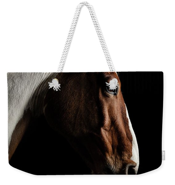 Warmblood Weekender Tote Bag