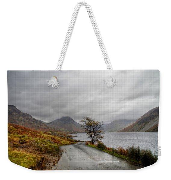 Wastwater Lake District Weekender Tote Bag