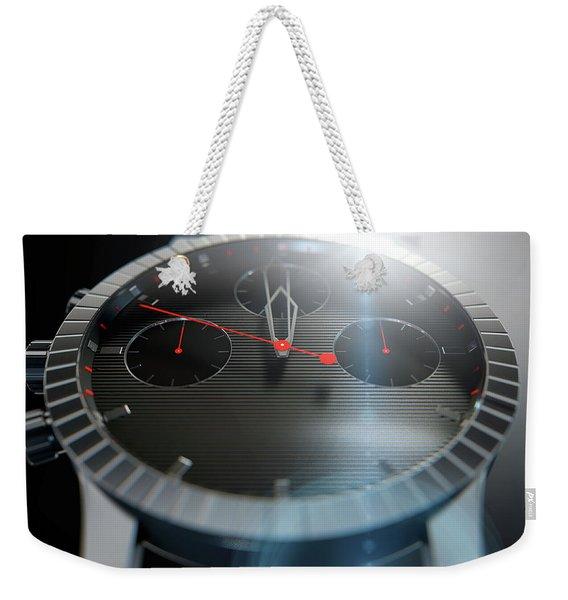 Watch Closeups Weekender Tote Bag