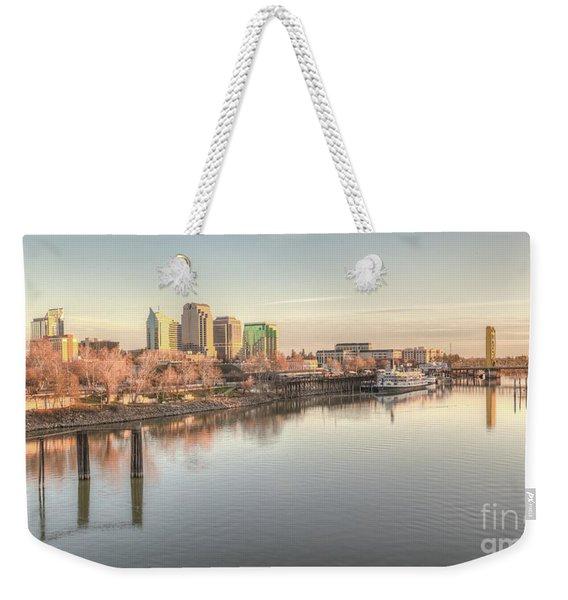 Waterfront Wonder  Weekender Tote Bag
