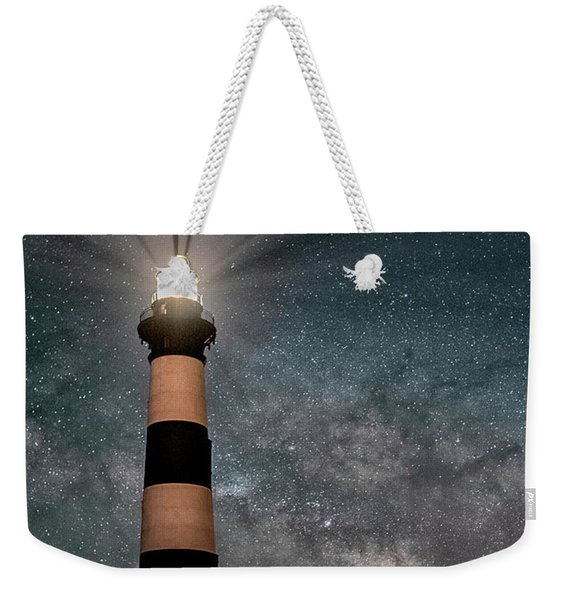 When The Light Is Right Weekender Tote Bag