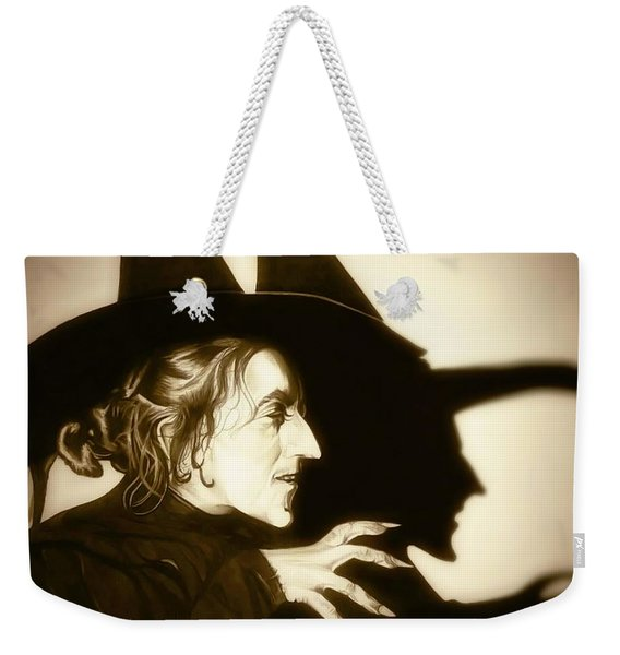 Wicked Witch Of The West Weekender Tote Bag