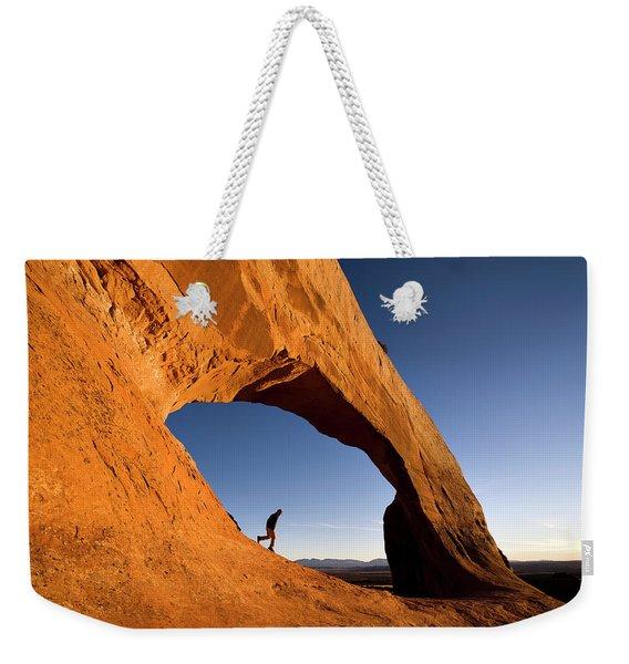 Wilson Arch Weekender Tote Bag