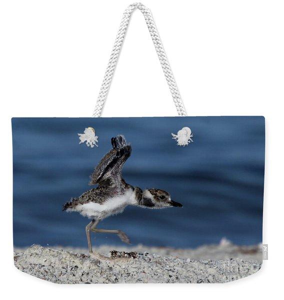 Wilson's Plover Weekender Tote Bag