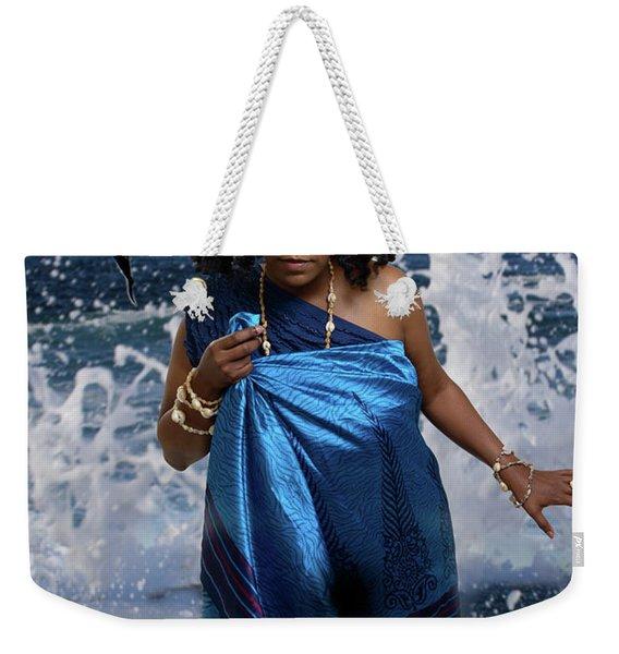 Yemaya Weekender Tote Bag