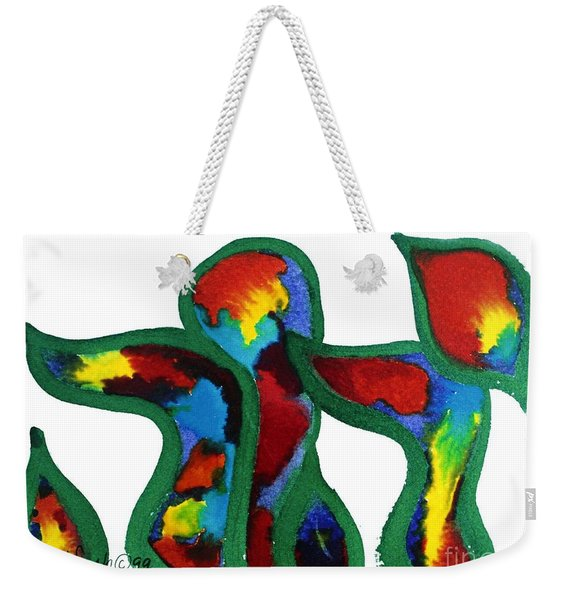 Yud Hey Vav Hey Name Of God Weekender Tote Bag