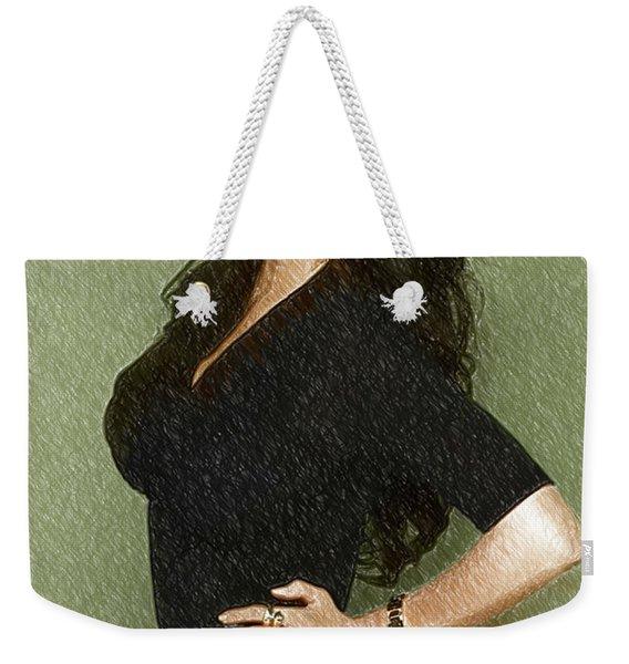 Celebrity Sofia Vergara  Weekender Tote Bag