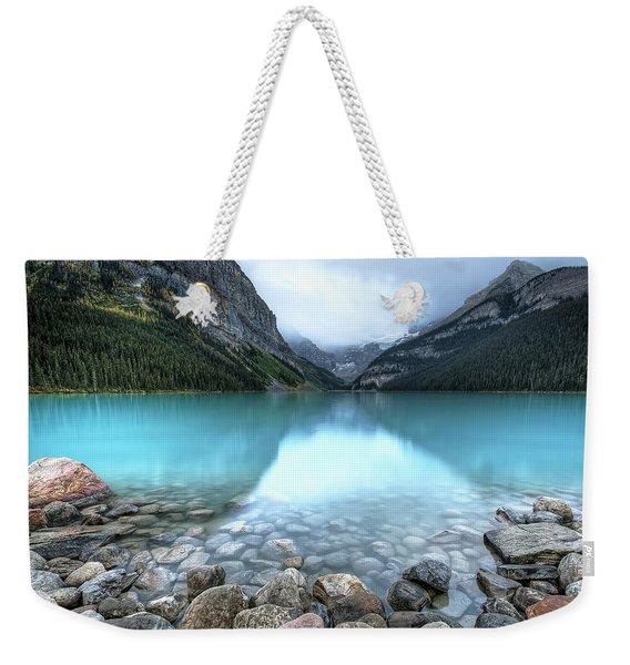 1111 Lake Louise Weekender Tote Bag