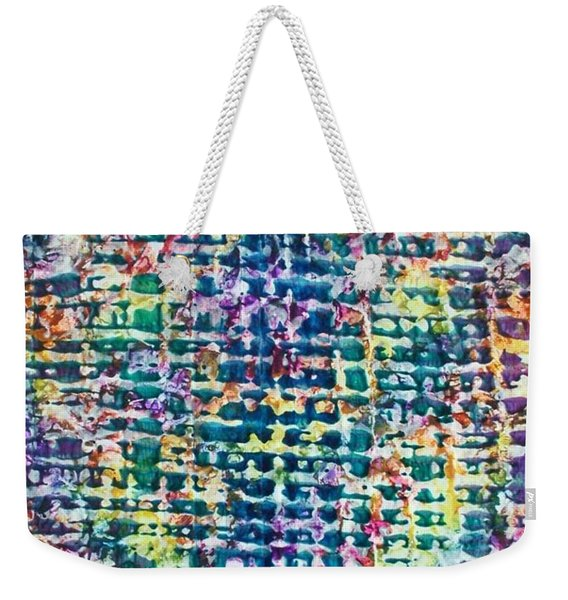 12-offspring While I Was On The Path To Perfection 12 Weekender Tote Bag