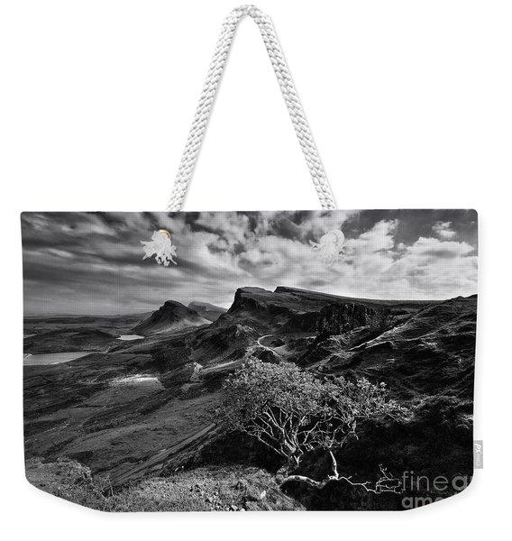 The Quiraing Weekender Tote Bag