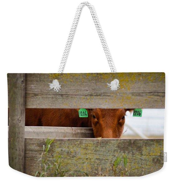 1206 Weekender Tote Bag
